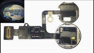 כפתור בית אייפון 8