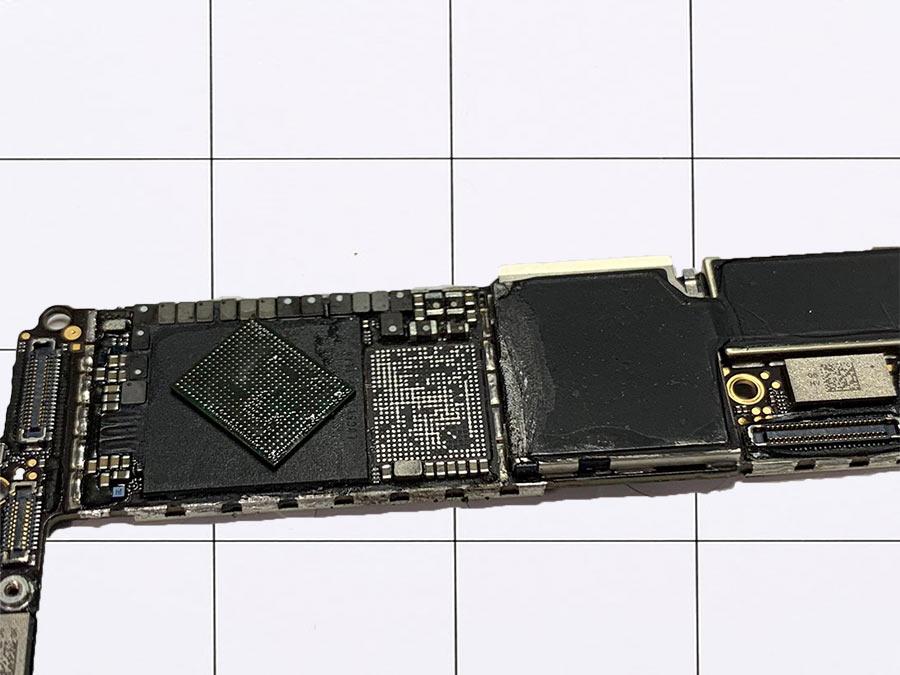 האייפון נשבר